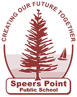 Speers Point Public School logo